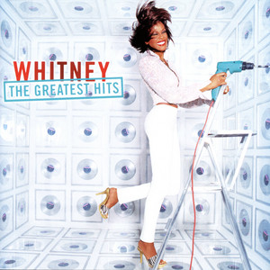 Whitney The Greatest Hits album