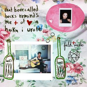 That Beer Called Becks Reminds Me of a Haiku I Wrote