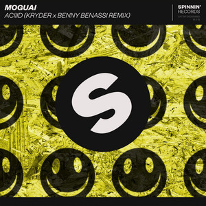 ACIIID - Kryder x Benny Benassi Remix cover art