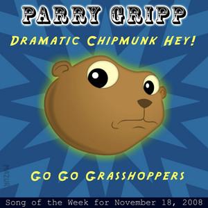 Dramatic Chipmunk Hey!