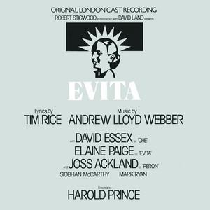 Evita (Original London Cast Recording)