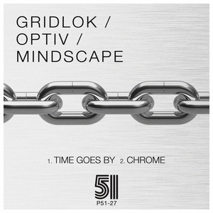 Time Goes By / Chrome - Single