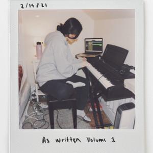 As Written, Vol. 1