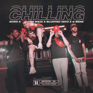 Chilling cover art