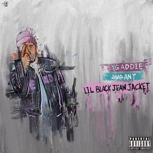 Lil Black Jean Jacket
