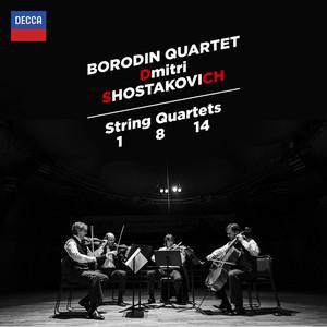 String Quartet No. 8 in C Minor, Op. 110: 2. Allegro molto by Dmitri Shostakovich, Borodin Quartet