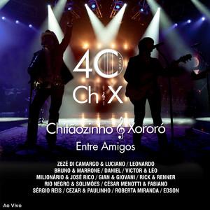 """40 Anos """"Entre Amigos"""" (Ao Vivo)"""