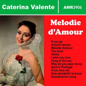 Melodie d'amour album