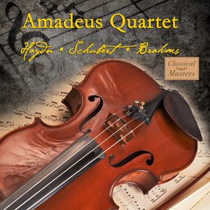 String Quartet In A Major Op. 29, No. 1, D. 804 - Iv. Allegro Moderato by Amadeus Quartet