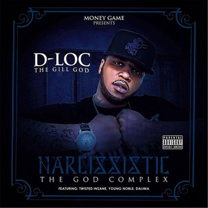 Maniac (feat. Dalima & Twisted Insane) by D-Loc the Gill God, Dalima, Twisted Insane