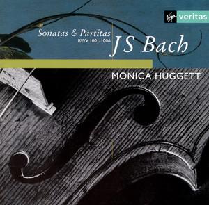 Sonatas and Partitas for solo violin BWV 1001-1006, Partita No. 1 in B minor BWV 1002: I. Allemanda by Monica Huggett