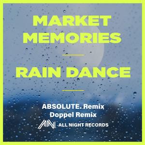 Rain Dance - Original cover art