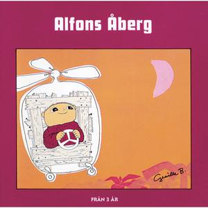 Alfons Åberg, signatur