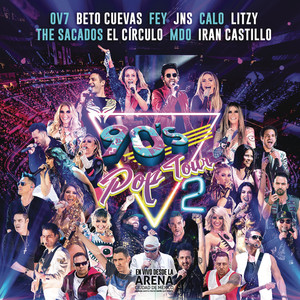 90's Pop Tour, Vol.2 (En Vivo) album