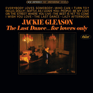 The Last Dance...For Lovers Only album