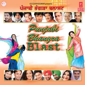 Punjabi Bhangra Blast cover art