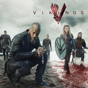 Vikings Battle Brihtwulf's Army by Trevor Morris