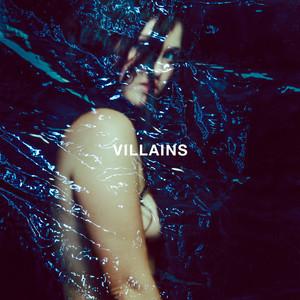 VILLAINS cover art