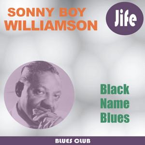 Black Name Blues album