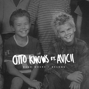 Otto Knows Ft. Avicii – Back Where I Belong (Acapella)