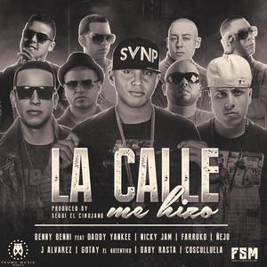 La Calle Me Hizo (feat. Daddy Yankee, Nicky Jam, Farruko, Ñejo, J Alvarez, Gotay, Baby Rasta & Cosculluela)
