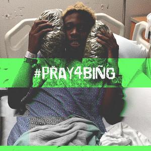 #Pray4bing