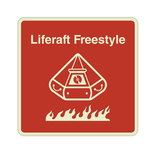 Liferaft Freestyle