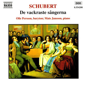 Erlkonig, Op. 1, D. 328d: Erlkönig, Op. 1, D. 328d cover art