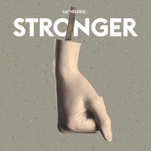 Stronger cover art