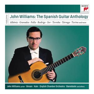 España, Op. 165: II. Tango (Arranged by John Williams for Guitar) cover art