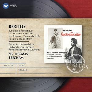 Berlioz: Symphonie fantastique, Op. 14, H 48: II. Un bal. Valse. Allegro non troppo by Hector Berlioz, Sir Thomas Beecham, French National Radio Orchestra