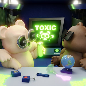 Toxic (feat. Global Dell)