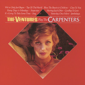 The Ventures Play The Carpenters - The Carpenters