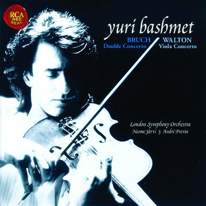 Romance for Viola & Orchestra in F Major, Op. 85 by Max Bruch, Yuri Bashmet, Neeme Järvi
