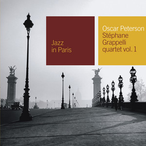 Peterson-Grappelli Quartet Vol. 1 album