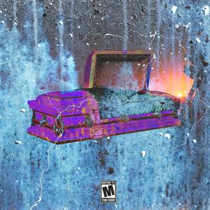 Purple Coffin