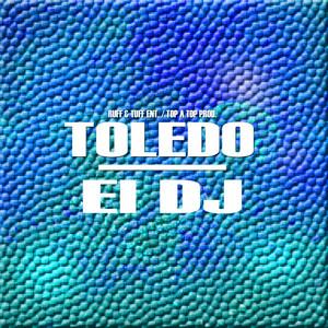 El DJ cover art