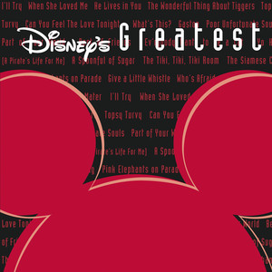 Disney's Greatest Vol. 3 album