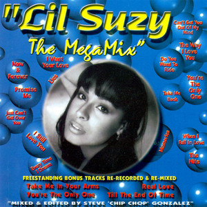 Lil Suzy – Now & Forever (Studio Acapella)