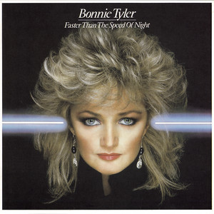 Bonnie Tyler  Faster Than The Speed Of Night :Replay