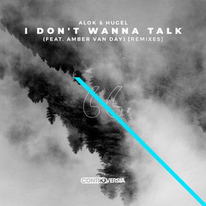 I Don't Wanna Talk  - DEADLINE Remix cover art
