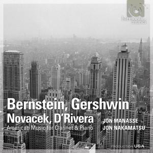 Sonata for Clarinet and Piano: II. Andantino - Vivace e leggiero by Leonard Bernstein, Jon Manasse, Jon Nakamatsu