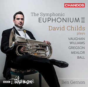 Euphonium Concerto (Version for Euphonium & Orchestra): II. Song Without Words cover art