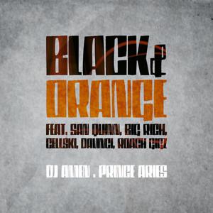 Black and Orange (Giants Anthem) - Single