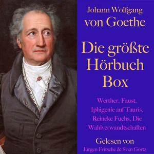 Johann Wolfgang von Goethe: Die größte Hörbuch Box (Werther, Faust, Novelle, Reineke Fuchs, Die Wahlverwandtschaften, Märchen, Gedichte) Audiobook