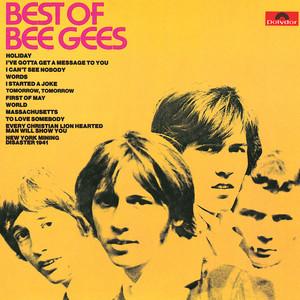 I Can't See Nobody by Bee Gees