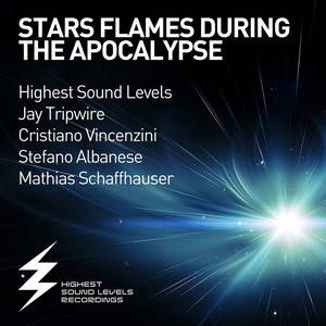 Stars Flames During the Apocalypse cover art
