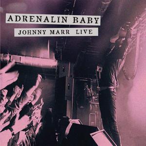 Adrenalin Baby - Johnny Marr Live Audiobook