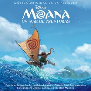 Moana: un mar de aventuras (Sonora Original en Español) album