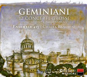 Concerto grosso No. 5 in G Minor: II. Vivace (After Corelli's Sonata, Op. 5, No. 5)